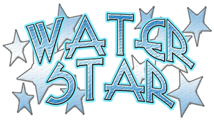 Water Star Logo Contest by KingAsylus91