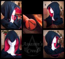Assassins Creed Scarf by zahnpasta