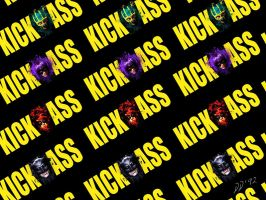 KICK-ASS by Dario4Slash