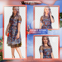 +Photopack png de Debby Ryan. by MarEditions1