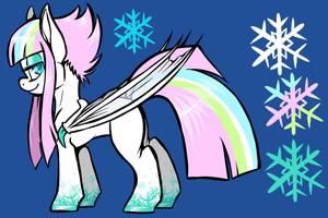 Pony Design Commission for ladyshellebelle by Yo-Angie