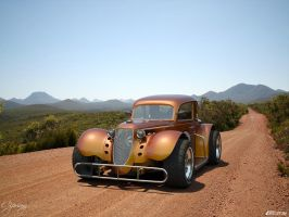Power Hot Rod 9 by cipriany