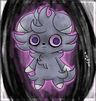 Espurr by JulieKarbon