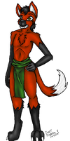 """Frax Thirroul """"comission"""" by Nessia"""