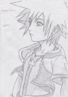 Sora - KH by AnimeStrife009