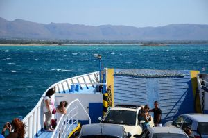 Taking the ferry by AmmarkoV1