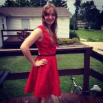 Melissa's Fit and Flare! by SamsSignatureSeams