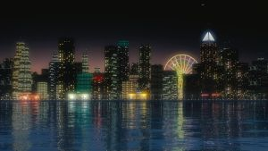 Night Cityscape by andr3a-00