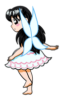 Reina del Caos chibi forma by reina-del-caos