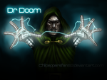 Dr Doom by chilipeppersfan92