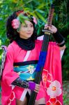 Momohime from Muramasa:::::: by Witchiko