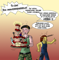Anniversaire RUSSE by oldiblogg