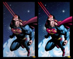 Superman by Roderic-Rodriguez