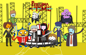 Persona Time by Memoski