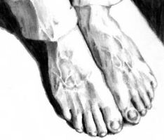 Return of the Feet by delano