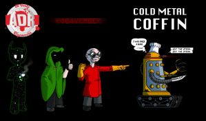 Episode 124 - Cold Metal Coffin by Crazon