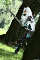 Lamento - Dare to fight me by MikiyoOo