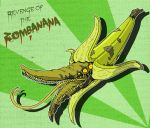 Revenge of the Zombanana by MatthewJWills