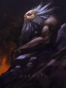 Darunia by jameszapata