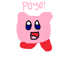 Kirby by SailorSnowflake