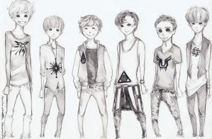 EXO-K by Yuilhan