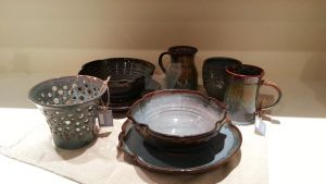 WLAST Displayed Work by YousungChoiPottery