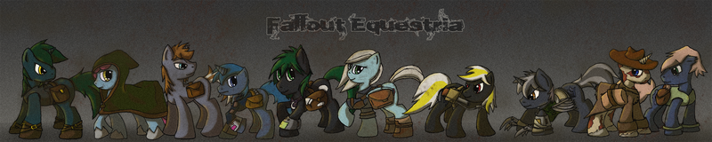 Fallout Equestria: A New Campaign by Calistomaniac
