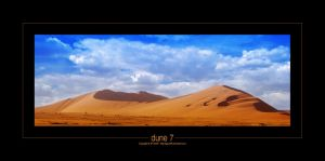Dune 7 - Namibia by jpgreeff