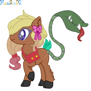 GC Number 7 - Happy Post Time (Vector) by Kushell