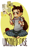 Teen Wolf - Unsolved case by Bisho-s
