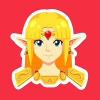ALBW Zelda by zeldamuffin
