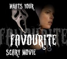 What's Your Fave Scary Movie? by bubblenubbins
