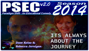 PSEC 2014 Dave Kelso and Rebecca Jernigan by paradigm-shifting