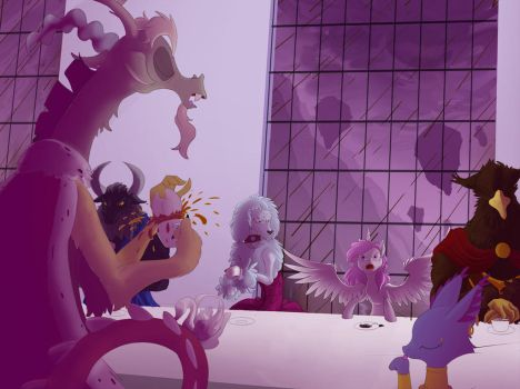 Council of Crowns by JAEneth