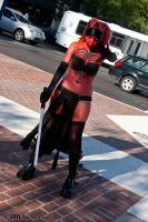 Darth Talon 1 by Insane-Pencil