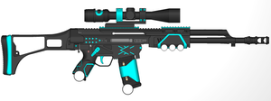UCR Collateral -- DMR Variant by KyrixImpacT
