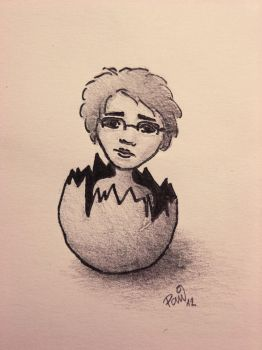 Andy hatched by Racaaatko