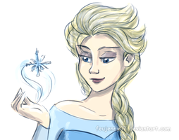 Quick Elsa by FEuJenny07