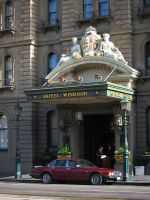 Hotel Windsor - Entry by Bella-Blue