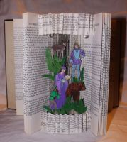 Fairy Tale Book Alteration front view by wetcanvas