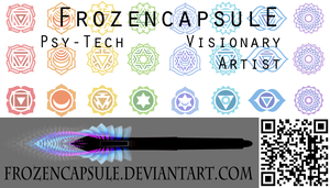 Art Business card 11 by Frozencapsule