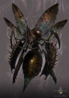 giant gnat - gyromancer by kunkka