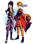 Naruto Fanart 3 w/out bkgd by latinacrg