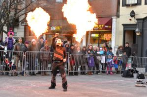Fire and Ice Festival, Flames Rising 3 by Miss-Tbones