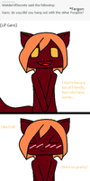 Ask Garo: Friends by KatTheNapper
