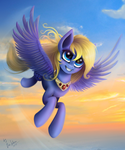 The morning begins with a flight! by Victory-S