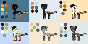 Adoptable Sheet 16 |CLOSED| by Adrakables