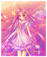 Neo Sailor Chibimoon by kaminary-san