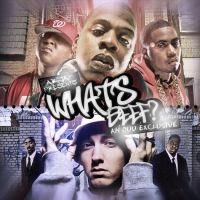 Arjay Presents - Whats Beef? by RowebotGfx