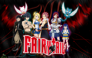 Fairy tail 2 by DievilProduction